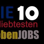 Die 10 beliebtesten Nebenjobs