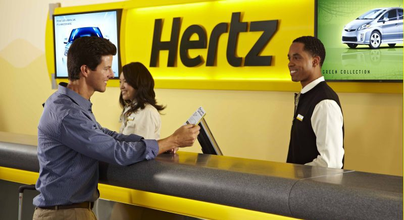Jobino Nebenjob Arbeiten bei Hertz Autovermietung