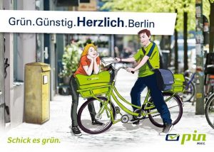 PIN Mail AG - Jobs als Briefzusteller (m/w) in Berlin