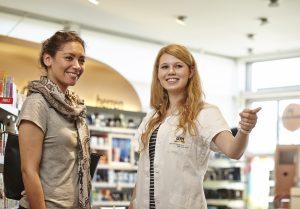 dm Drogeriemarkt - Job als Filialmitarbeiter (m/w) in Teilzeit