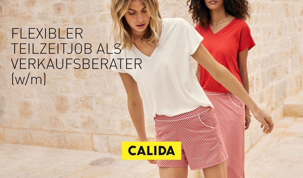 Calida-job-arbeit